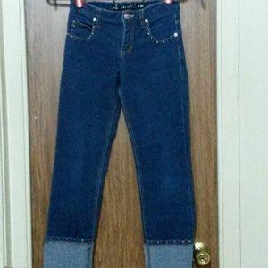 Mudd Capri Jeans